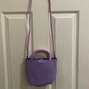 Urban outfitters lilac cross body bag